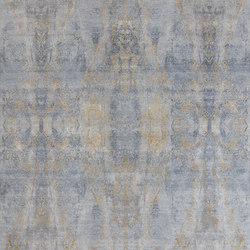 Visual grey gold | Rugs | THIBAULT VAN RENNE