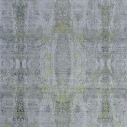 Visual grey lime | Rugs | THIBAULT VAN RENNE