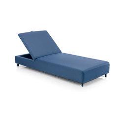 DOUBLE sunlounger | Liegestühle | Roda