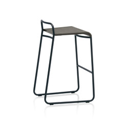 HARP bar stool | Taburetes de bar | Roda