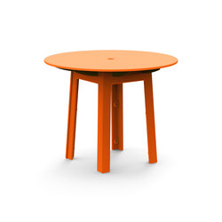 Fresh Air Round Table 38 | Dining tables | Loll Designs