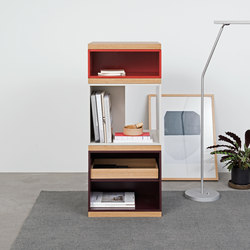 Totem Joost Selection | Office shelving systems | Pastoe