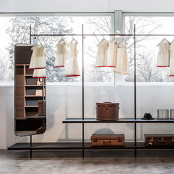 Boutique Mast | Shelving systems | PORRO