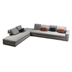 Adone Sofa composizione | Modular seating systems | Reflex