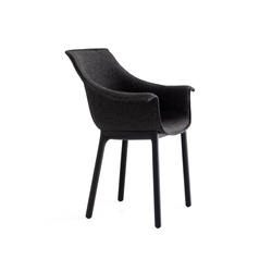 Draped Chair | Visitors chairs / Side chairs | PORRO