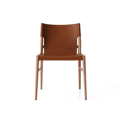 Voyage | Visitors chairs / Side chairs | Porro