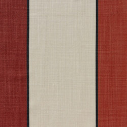 Rayure Hardy 10414_53 | Tissus pour rideaux | NOBILIS