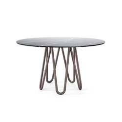 Meduse Tisch | Restaurant tables | Casamania