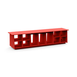 Cubby 72 + boot holes | Estantería | Loll Designs