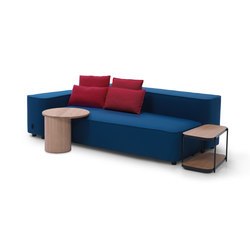 Lofoten Modular system | Modular seating elements | Casamania