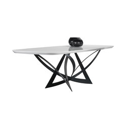 Infinito 72 Bevel Wood | Dining tables | Reflex
