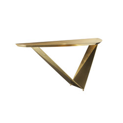 Prisma Steel Console Special | Console tables | Reflex