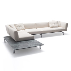 Lissoni Avio Sofa System | Canapés | Knoll International
