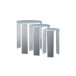 Tris 55 | Side tables | Reflex