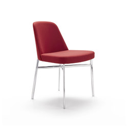 Krusin Seating | Visitors chairs / Side chairs | Knoll International