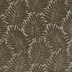 Velours Palmes 10594_02 | Tessuti decorative | NOBILIS