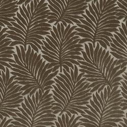 Velours Palmes 10594_02 | Vorhangstoffe | NOBILIS