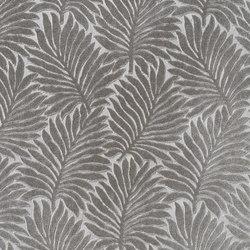 Velours Palmes 10594_20 | Tissus pour rideaux | NOBILIS