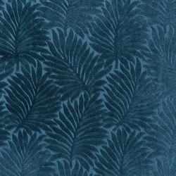 Velours Palmes 10594_70 | Tissus pour rideaux | NOBILIS