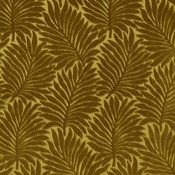Velours Palmes 10594_75 | Tissus pour rideaux | NOBILIS