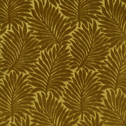Velours Palmes 10594_75 | Drapery fabrics | NOBILIS
