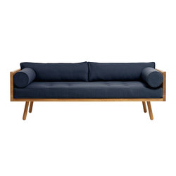 Sofa One - Clyde Indigo | Lounge sofas | Another Country