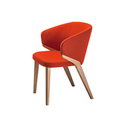 Nora Armchair | Restaurant chairs | Bross