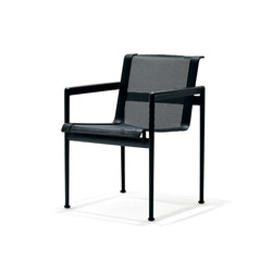 1966 Dining Chair Black | Sillas de jardín | Knoll International