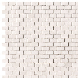 Maku Light Brick Mosaico | Mosaïques céramique | Fap Ceramiche