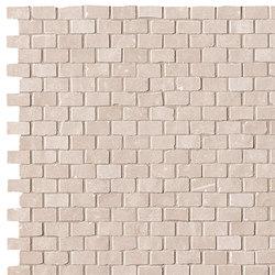 Maku Nut Brick Mosaico | Ceramic mosaics | Fap Ceramiche