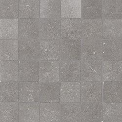 Maku Grey Gres Macromosaico Matt | Ceramic mosaics | Fap Ceramiche