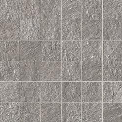 Maku Grey Gres Macromosaico OUT | Ceramic mosaics | Fap Ceramiche