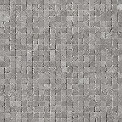Maku Grey Gres Micromosaico Matt | Ceramic mosaics | Fap Ceramiche