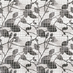 Maku Mosaici Ramage White Mosaico | Ceramic mosaics | Fap Ceramiche