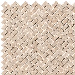 Maku Sand Gres Mosaico Spina Matt | Ceramic mosaics | Fap Ceramiche