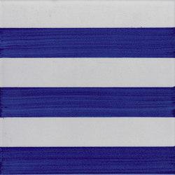 P Righe Blu | Bodenfliesen | La Riggiola