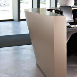 Sitag customized reception desk | Reception desks | Sitag
