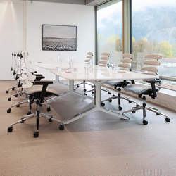 Sitag customized Conference table Sitaginline | Mesas contract | Sitag