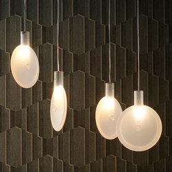 Nebra Suspension lamp | General lighting | FontanaArte