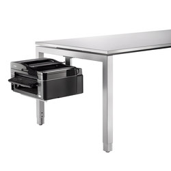 Sitag MCS desk system | CPU-holders | Sitag