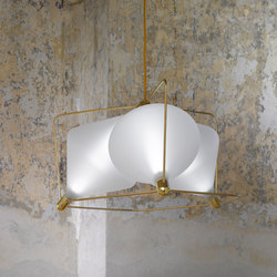 Clover | Pendant 3 | General lighting | LASVIT