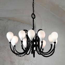 Das Pop | Chandelier | Suspended lights | LASVIT