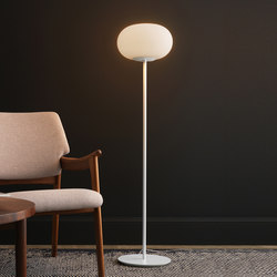 Bianca Floor lamp Medium | General lighting | FontanaArte