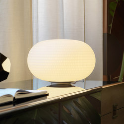 Bianca Table lamp Medium | General lighting | FontanaArte