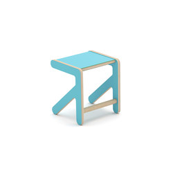 Little Arrow chair | Kinderhocker | KLOSS
