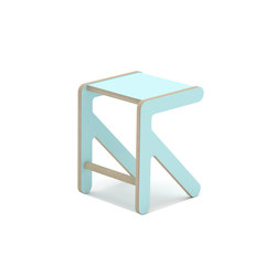 Arrow chair | Hocker | KLOSS