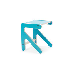 Arrow chair | Kinderhocker | KLOSS