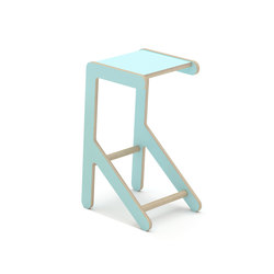 Arrow barstool | Taburetes de bar | KLOSS