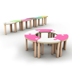 Puzzle | Kids benches | KLOSS