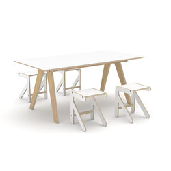 Dialogue table | Restaurant tables | KLOSS